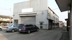 川越市今福 105坪 貸倉庫・工場