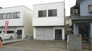 所沢市中富 24坪 貸し倉庫・事務所