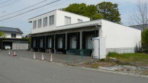 所沢市中富 132坪 貸し倉庫・事務所