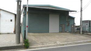 三芳町北永井 113坪 貸し倉庫・貸し工場