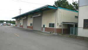 三芳町北永井 197坪 貸し倉庫・事務所