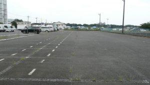 三芳町竹間沢 381坪 貸し地・駐車場