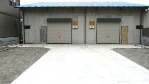 富士見市勝瀬 30坪 貸し倉庫・作業所