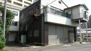 三芳町竹間沢 36坪 貸し倉庫・貸し工場