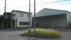 朝霞市泉水 150坪 貸し倉庫・事務所
