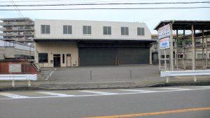 所沢市下安松 190坪 貸し倉庫・作業所