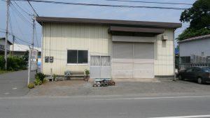 三芳町上富 24坪 貸し倉庫・作業場