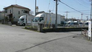 所沢市城 200坪 貸し地・駐車場