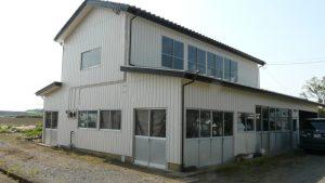 三芳町北永井 74坪 貸し倉庫・事務所