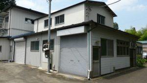 所沢市南永井 44坪 貸し倉庫・作業場