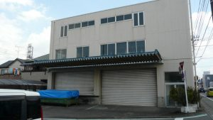 富士見市東みずほ台 154坪 貸し倉庫・事務所