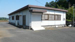 新座市菅沢 60坪 貸し倉庫・事務所
