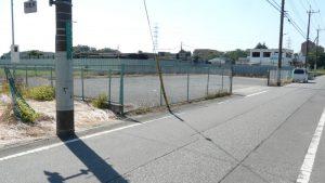 新座市菅沢 200坪 貸し地・駐車場
