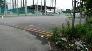 所沢市南永井 260坪 貸し地・駐車場