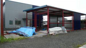 富士見市上南畑 22坪 貸し倉庫・作業所