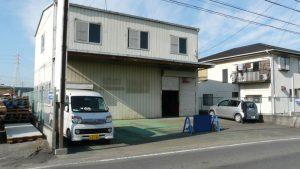 所沢市南永井 60坪 貸し倉庫・工場