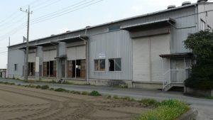 川越市氷川町 179坪 貸し倉庫・工場