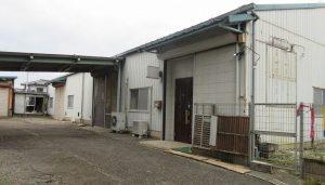 所沢市日比田 98坪 貸し倉庫・作業所