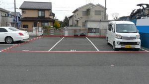 富士見市水子 27坪 貸し地