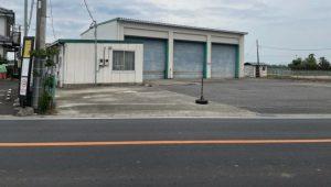 富士見市上南畑 90坪 貸し工場・事務所