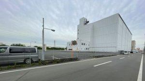 三芳町竹間沢東 518坪 貸し地・駐車場