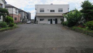 鶴ヶ島市下新田 190坪 貸し倉庫・事務所