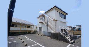 所沢市下安松 279坪 貸し地・駐車場